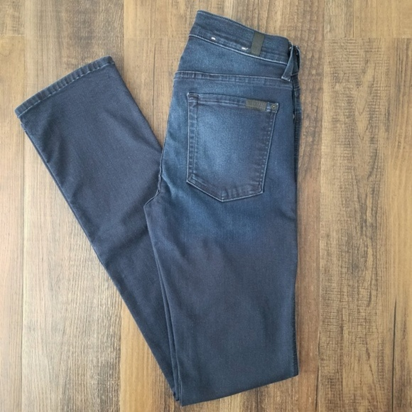 7 For All Mankind Denim - 7 For All Mankind The Modern Straight Jean
